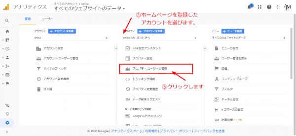 Googleアナリティクス②